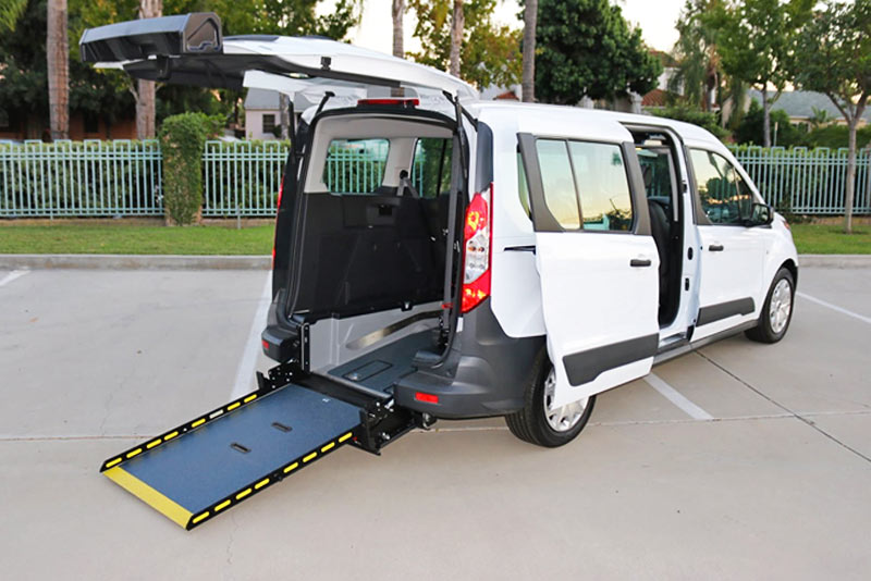 Wheelchair Access Transfer Van